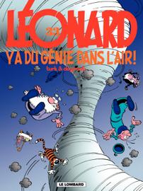 Léonard - tome 33 - Y a du génie dans l'air !