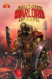 JOHN CARTER: WARLORD OF MARS #10