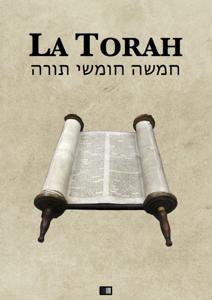 La Torah (Les cinq premiers livres de la Bible hébraïque) La couverture du livre martien