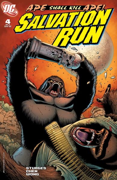 Salvation Run (2007-) #4