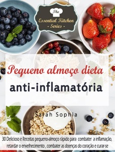 Pequeno almoço dieta anti-inflamatória Book Cover