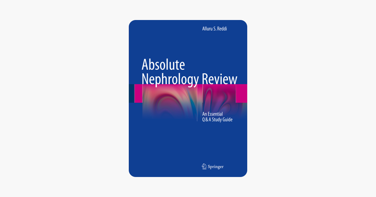 Absolute Nephrology Review