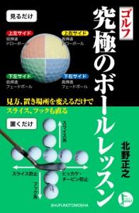 ゴルフ 究極のボールレッスン Book Cover