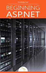 Beginning ASP.NET Copertina del libro