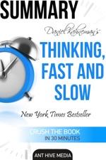 thinking fast and slow summary