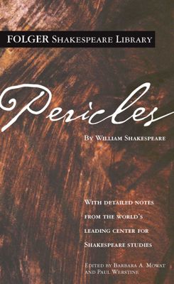 Pericles - William Shakespeare book