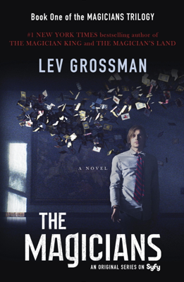 The Magicians - Lev Grossman book