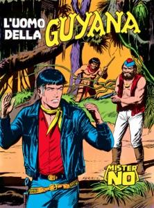 Mister No. L'uomo della Guyana da Guido Nolitta, Gallieno Ferri & Roberto Diso