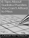 6 Tips About Sudoku Puzzles You Cant Afford To Miss