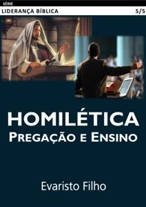 Homilética: Pregação e Ensino Book Cover