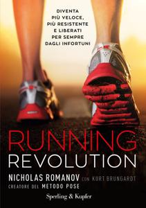 Running revolution Libro Cover