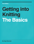 Getting into Knitting