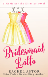 Bridesmaid Lotto book