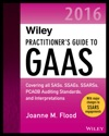 Wiley Practitioners Guide To GAAS 2016