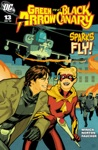 Green Arrow And Black Canary 2007- 13