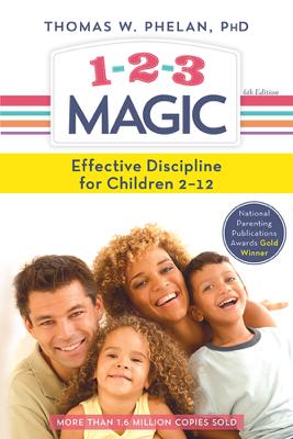 1-2-3 Magic - Thomas W. Phelan, PhD book