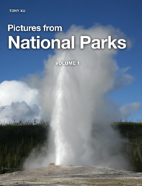 Pictures from National Parks book