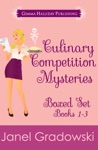 Culinary Competition Mysteries Boxed Set Books 1-3