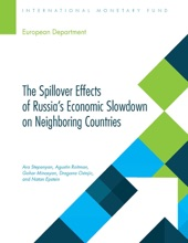 The Spillover Effects Of Russia's Economic Slowdown On Neighboring Countries