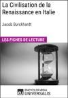 La Civilisation De La Renaissance En Italie De Jacob Burckhardt