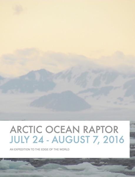 Arctic Ocean Raptor
