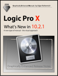 Logic Pro X - What's New in 10.2.1