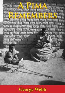 A Pima Remembers Boekomslag