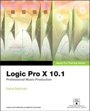 Logic Pro X 10.1: