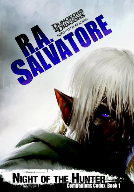 Night of the Hunter by R A  Salvatore on Apple Books