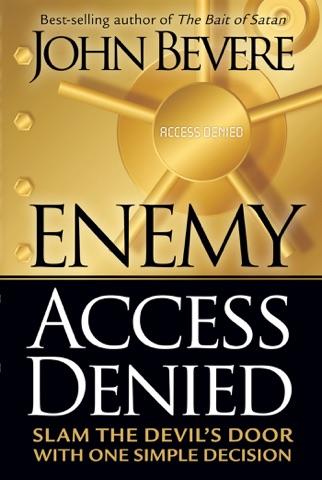 Enemy access denied by john bevere ebook download artsenhof enemy access denied ebook download fandeluxe Gallery