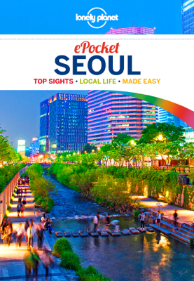 Pocket Seoul Travel Guide - Lonely Planet book