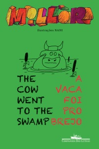 The cow went to the swamp – A vaca foi pro brejo Book Cover