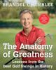 Brandel Chamblee - The Anatomy of Greatness artwork