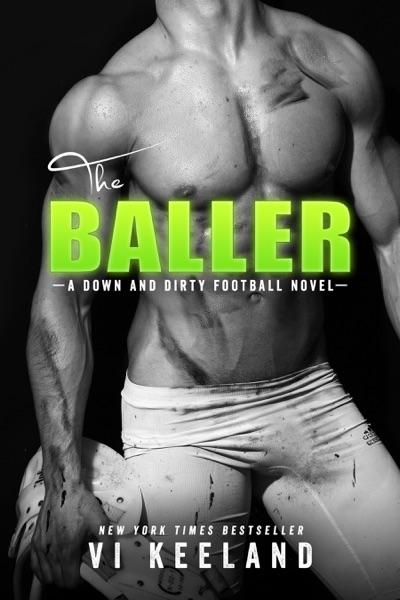 The Baller - Vi Keeland book cover