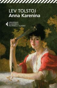 Anna Karenina Libro Cover