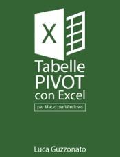 Tabelle pivot con Excel