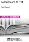 Connaissance De LEst De Paul Claudel