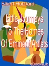 Little Journeys To The Homes Of Eminent Artists