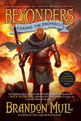 Brandon Mull - Chasing the Prophecy