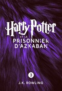 Harry Potter et le Prisonnier d'Azkaban (Enhanced Edition) par J.K. Rowling & Jean-François Ménard Couverture de livre