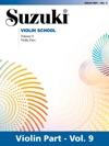 Suzuki Violin School - Volume 9