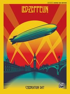Led Zeppelin - Celebration Day Book Cover