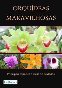 Orquídeas maravilhosas Book Cover