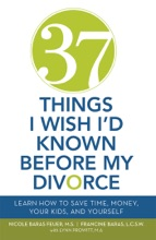 37 Things I Wish I'd Known Before My Divorce