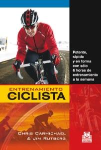 Entrenamiento del ciclista Book Cover
