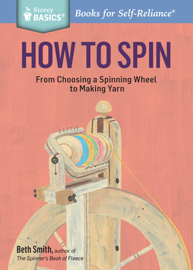 How to Spin book