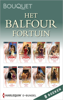 Michelle Reid, Sharon Kendrick, India Grey, Kim Lawrence, Kate Hewitt, Carole Mortimer, Sarah Morgan & Margaret Way - Het Balfour Fortuin (8-in-1) artwork