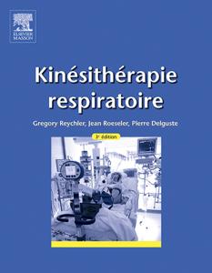 Kinésithérapie respiratoire La couverture du livre martien