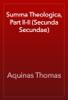Aquinas Thomas - Summa Theologica, Part II-II (Secunda Secundae) artwork