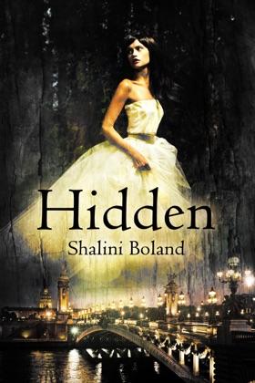 Hidden - a dark romance (Marchwood Vampire Series #1)